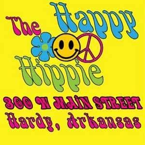 The Happy Hippie Ad